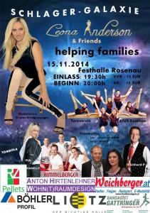 Plakat Konzert 2014